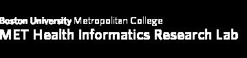 MET Health Informatics Research Lab